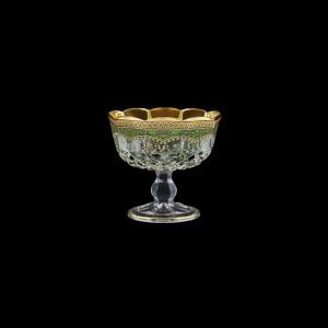 Opera MMH OEGG Small Bowl d12cm 1pc in Flora´s Empire Golden Green Decor (24-066M)