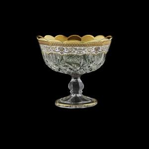 Opera MSH OEGW Small Bowl d18cm 1pc in Flora´s Empire Golden White Decor (21-066N)