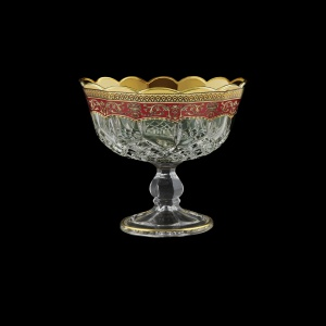 Opera MSH OEGR Small Bowl d18cm 1pc in Flora´s Empire Golden Red Decor (22-066N)