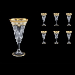 Wellington C2 WELW Wine Glasses 280ml 6pcs in Flora´s Empire G. White  ck (21-758)