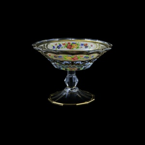 Doge MMB F0045 Small Bowl d18cm 1pc in Vienna Golden Ivory Decor (F0045-1A22)