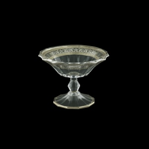 Doge MMB DASK Small Bowl d18cm 1pc in Allegro Platinum Light Decor (65-1/941/L)