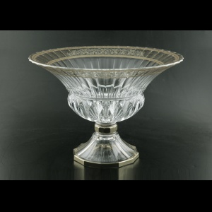 Adagio MVA AASK Bowl 35x25cm 1pc in Allegro Platinum Light Decor (65-1/978/L)