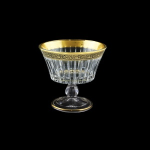 Timeless MMH TMGB Small Bowl d12,6cm 1pc in Lilit Golden Black Decor (31-086J)
