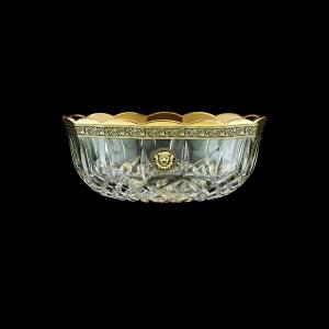Opera MV OOGB Large Bowl d23cm 1pc in Lilit&Leo Golden Black Decor (41-201)