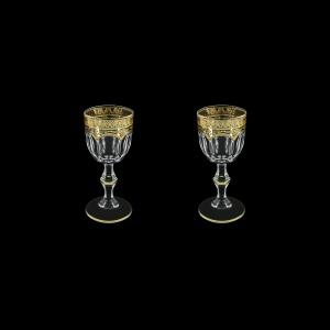 Provenza C5 PELK Liqueur Glasses 50ml 2pcs in Flora´s Empire G. Crystal Light (20-521/2/L)