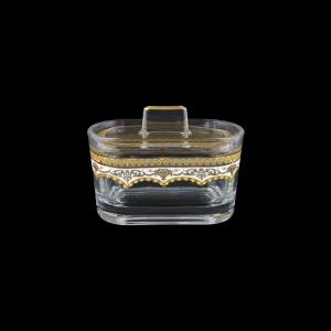 Victoria DO VEGW Sugar Dose 12,6x9cm, 1pc in Flora´s Empire Golden White L. (21-5K0G/L)