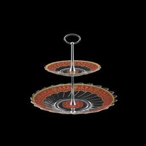 Afrodita GR AEGR Cascade Gorka d16+26cm, 1pc in Flora´s Empire Golden Red L. (22-5A0A/L)