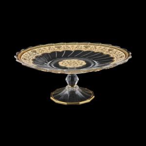 Afrodita CPB AEGI Cake Plate d27cm, 1pc in Flora´s Empire Golden Ivory L. (25-5A77/L)