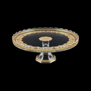 Kairos CPK KEGI Cake Plate d32cm, 1pc in Flora´s Empire Golden Ivory L. (25-5D76/L)