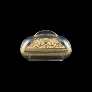 Rheia DO REGI Butter Dose 15x11,8cm, 1pc in Flora´s Empire Golden Ivory L. (25-5I0E/L)