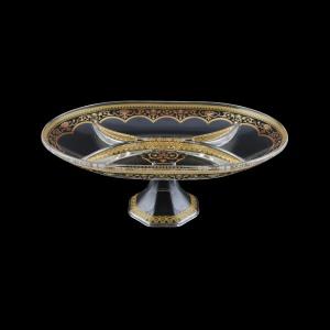 Rheia MDK REGB Four-Bowl 33,6x25cm, 1pc in Flora´s Empire Golden Black L. (26-5I20/L)