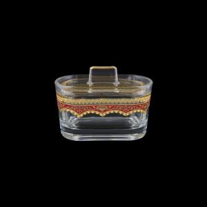 Victoria DO VEGR Sugar Dose 12,6x9cm, 1pc in Flora´s Empire Golden Red L. (22-5K0G/L)