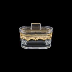 Victoria DO VEGI Sugar Dose 12,6x9cm, 1pc in Flora´s Empire Golden Ivory L. (25-5K0G/L)