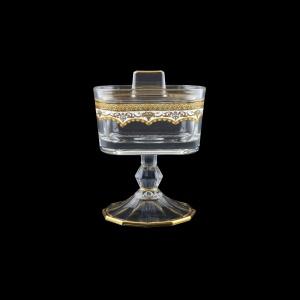 Victoria DOB VEGW Sugar Dose 12,6x9cm, 1pc in Flora´s Empire Golden White D. (21-5K0Q/L)