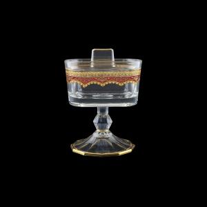 Victoria DOB VEGR Sugar Dose 12,6x9cm, 1pc in Flora´s Empire Golden Red D. (22-5K0Q/L)