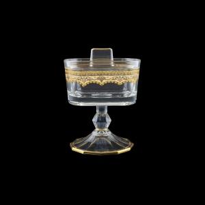 Victoria DOB VEGI Sugar Dose 12,6x9cm, 1pc in Flora´s Empire Golden Ivory D. (25-5K0Q/L)