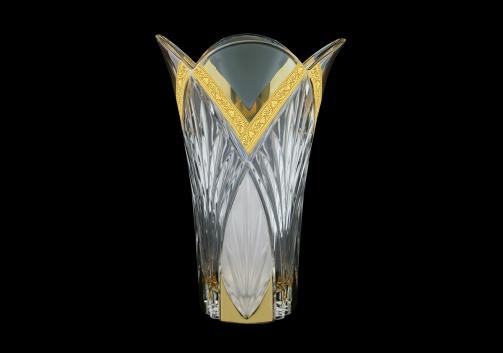 Lotus VV LNGC M Vase 25cm 1pc in Romance Golden Classic Decor+M (33-216)