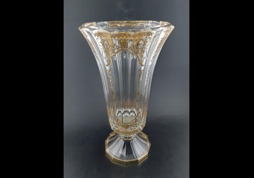 Doge VVA DELK H Large Vase 40cm 1pc in Flora´s Emp. G. Cryst. L+H (20-1A40/L)