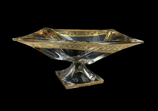 Decoration: Quadron MOQ QALK Bowl 390, 39cm 1pc in Allegro Golden Light (65-6E6J/L/F)